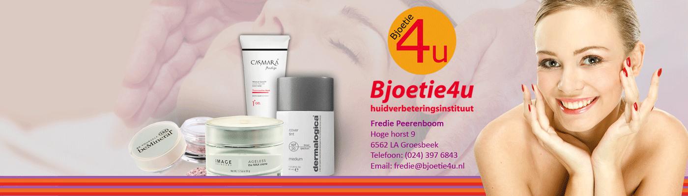 Welkom bij huidverbeteringsinstituut Bjoetie4u
