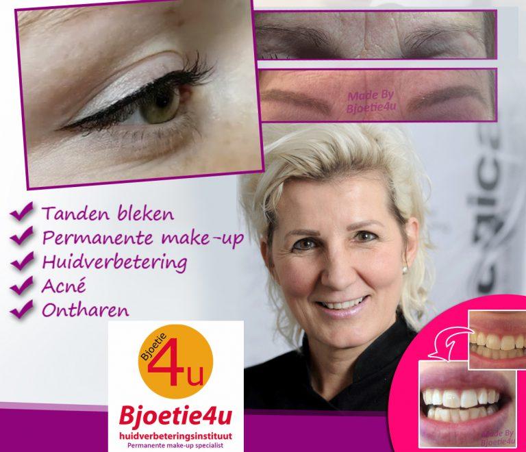Bjoetie4u staat 17 februari op het festival bij Creative Cosmetics!